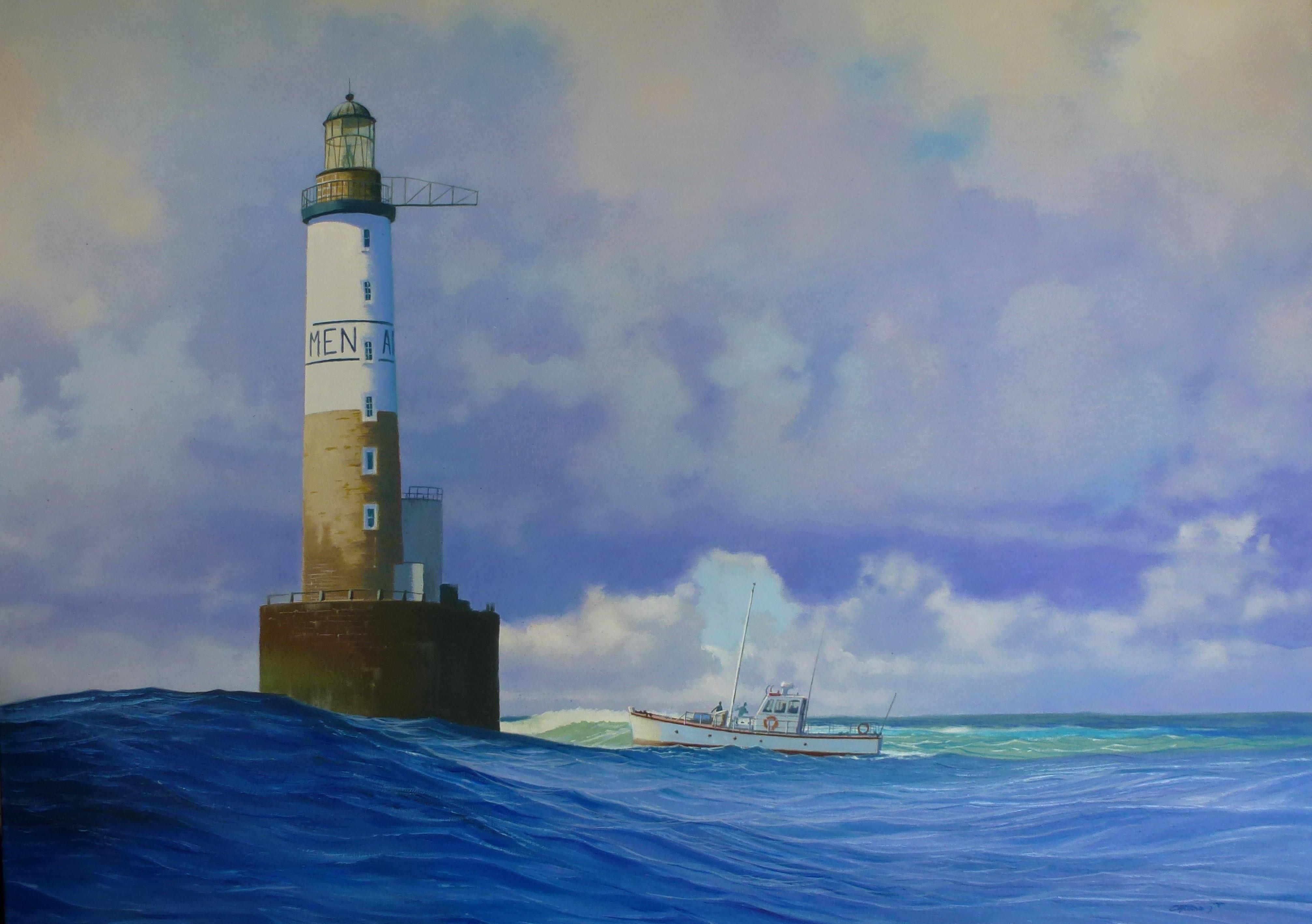 Peinture - Hubert Cartahu-Mounier