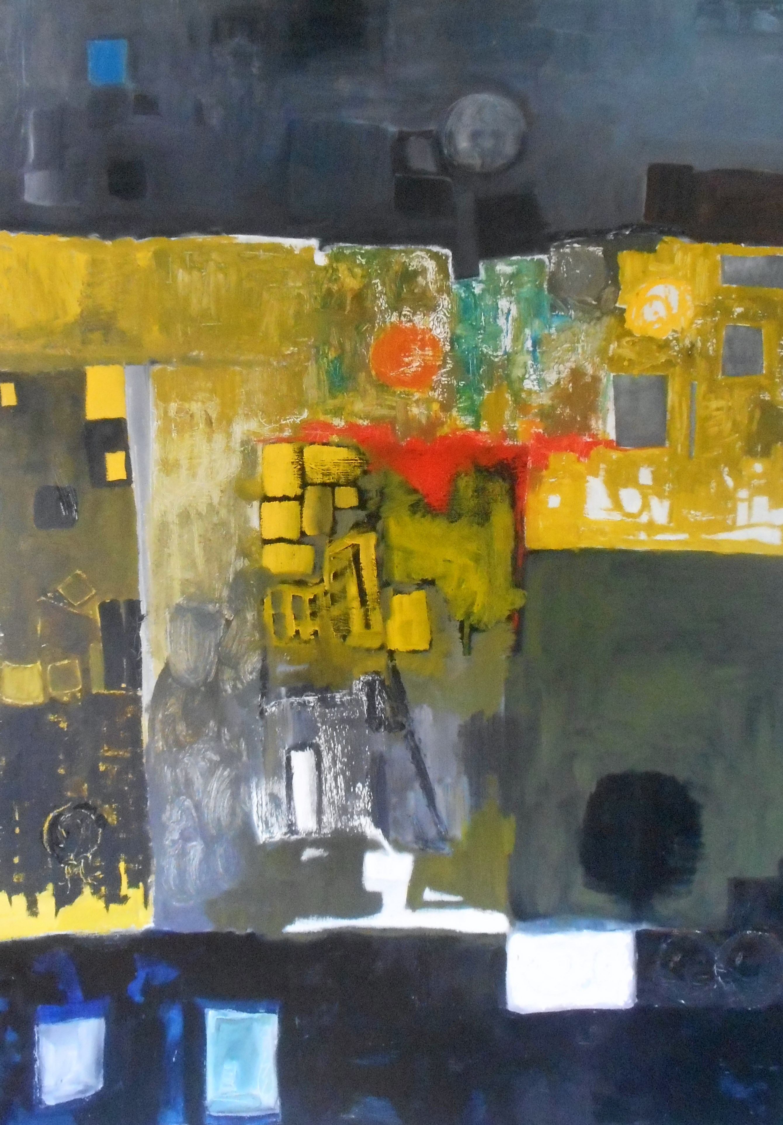 Peinture - Bertrand Le Turnier -