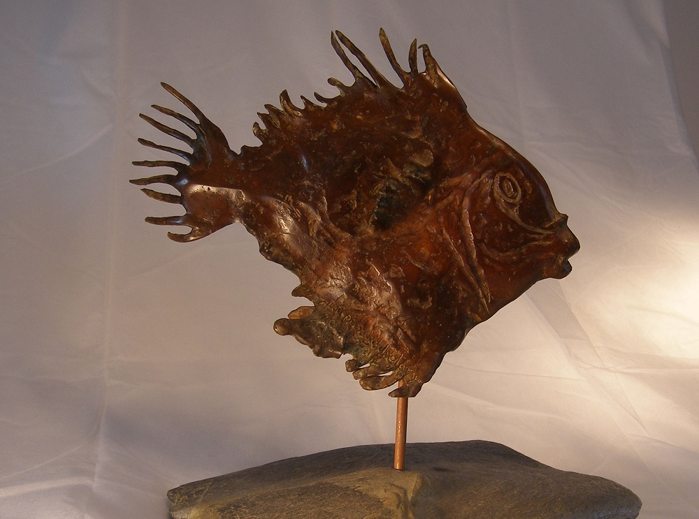 Sculpture - Martine Picard-Hélary - St-Pierre