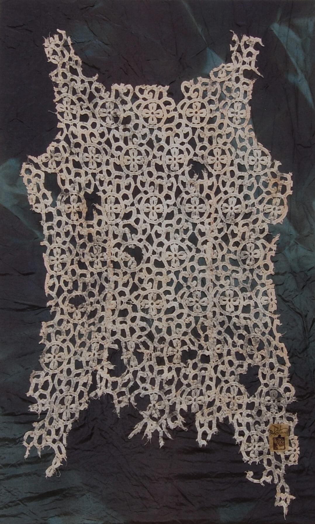 Textile - Dominique Potard - La femme moucharabieh