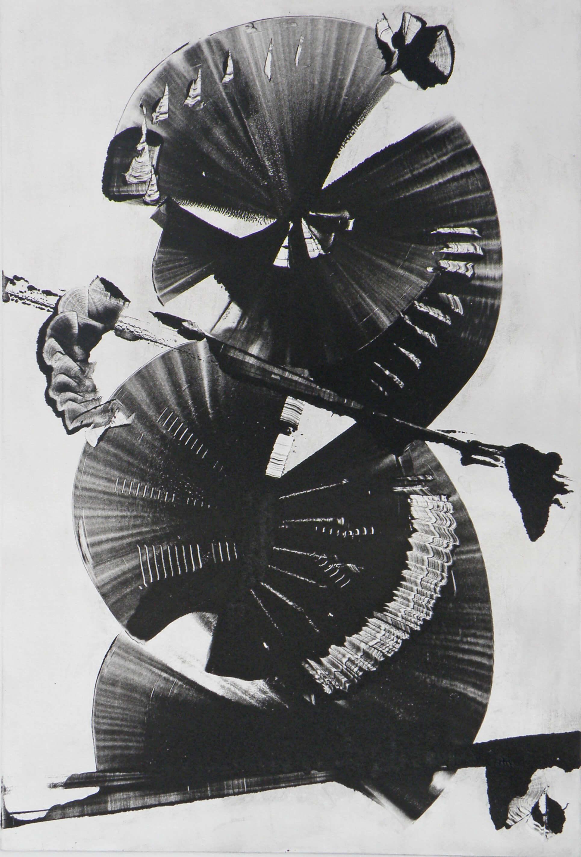 Estampes - Gérard Tournay - Mouvement